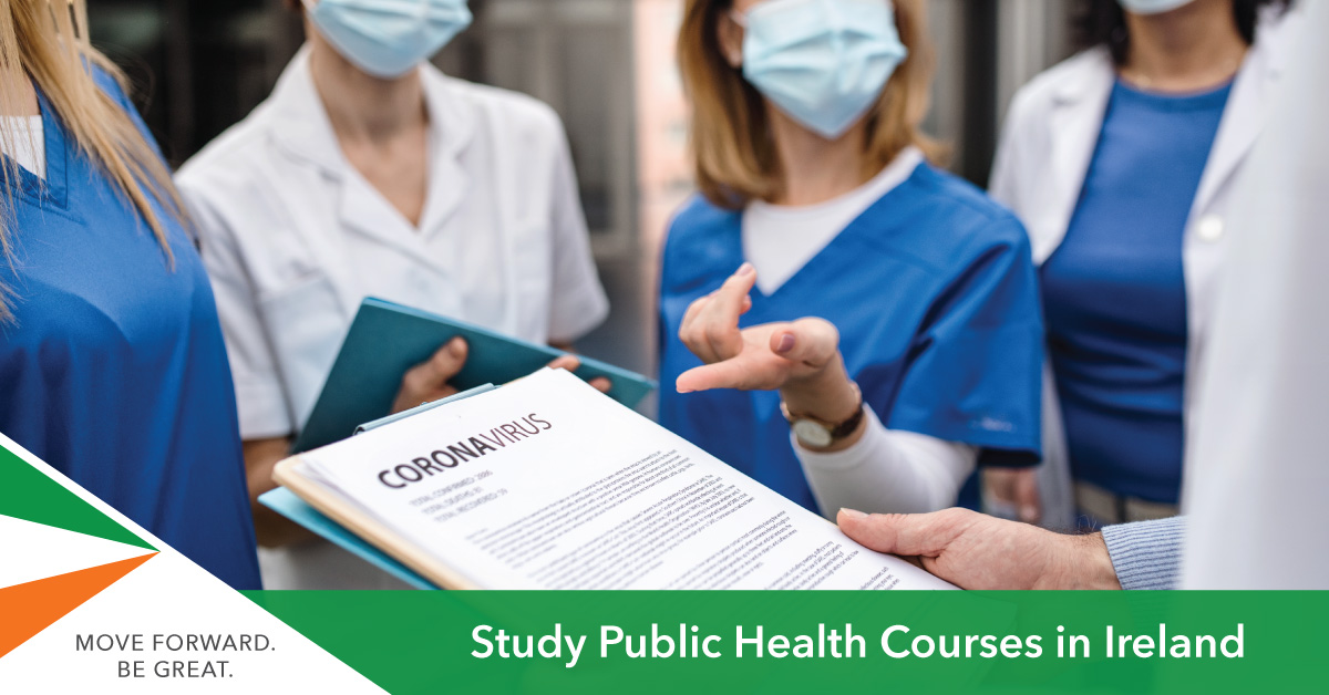 Study Public Health Degrees in Ireland