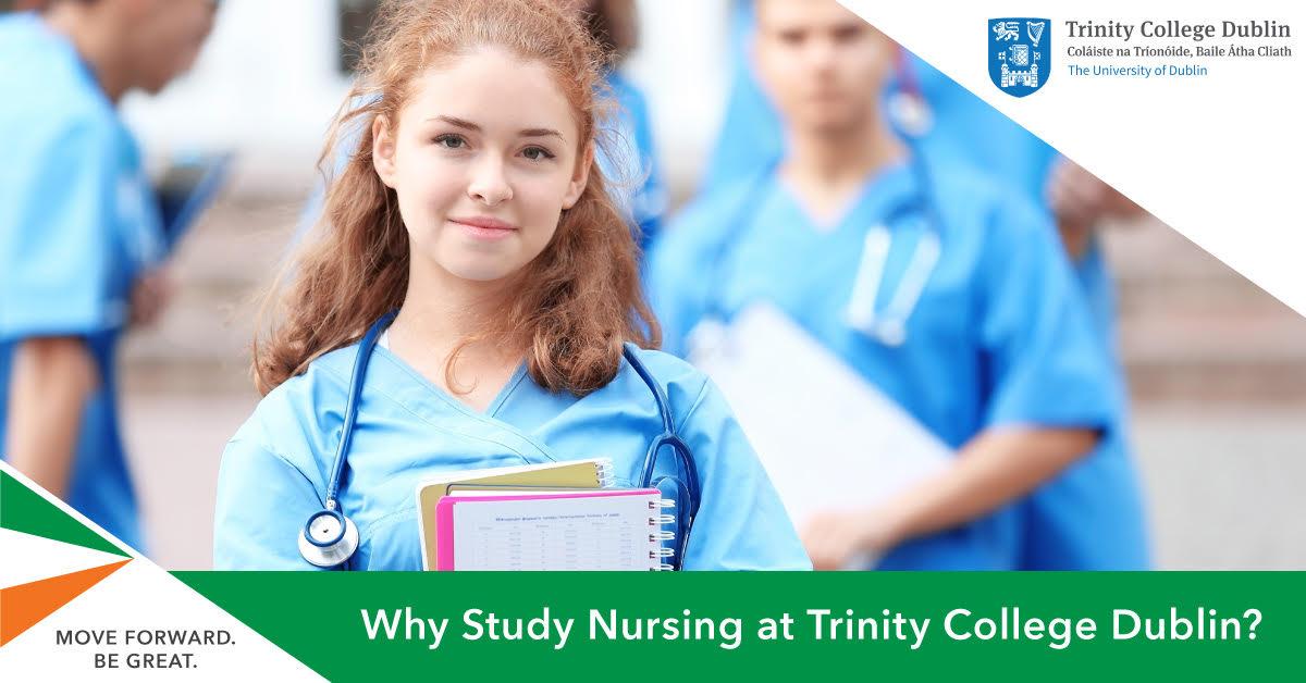 Study Nursing at Trinity