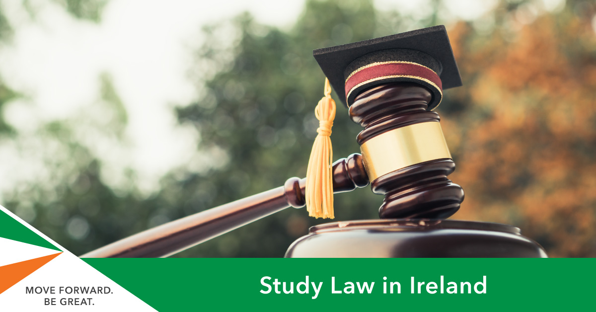 Study Law Ireland